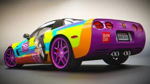 IM@S Corvette Z06 C5