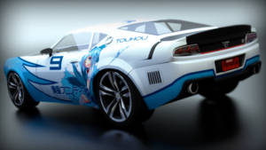 Carson Cirno GT by BFG-9KRC