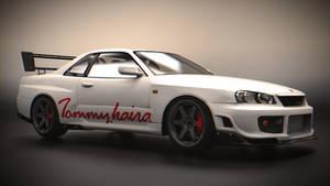 Tommykaira R '99 (White) by BFG-9KRC