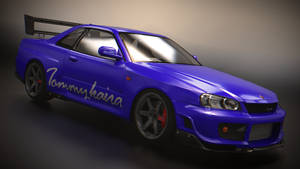 Tommykaira R '99 (Blue) by BFG-9KRC