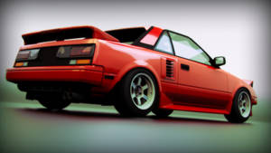 Toyota MR2 Supercharched