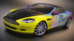Aston Martin DB9 Volante (Hard Top)