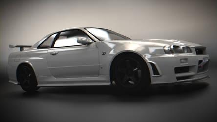 Nismo Skyline GT-R R34 Z-Tune