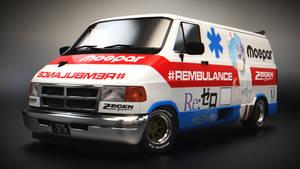 Dodge Ram Van R/T 57MR
