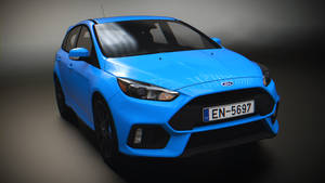 Ford Focus RS '17