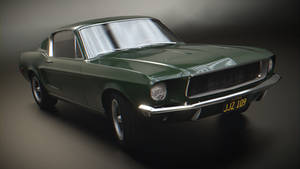 Ford Mustang Fastback '68 by BFG-9KRC