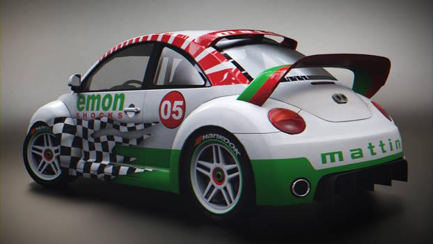 VW New Beetle RSi Team Emon