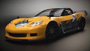 Chevrolet Corvette ZR1 C6 ProStreetster