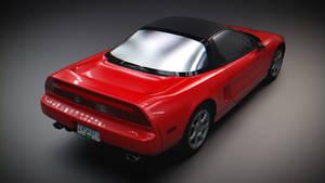 Acura NSX NA1 (Red)