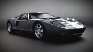 Ford GT '05 (front)