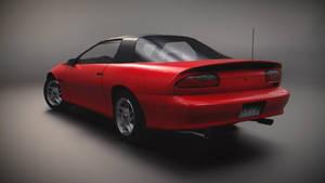 Chevrolet Camaro Z28 '93