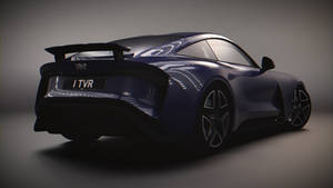 TVR Griffith '19 (rear)