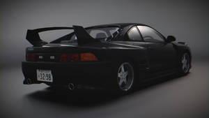 TRD 2000GT (Rear)