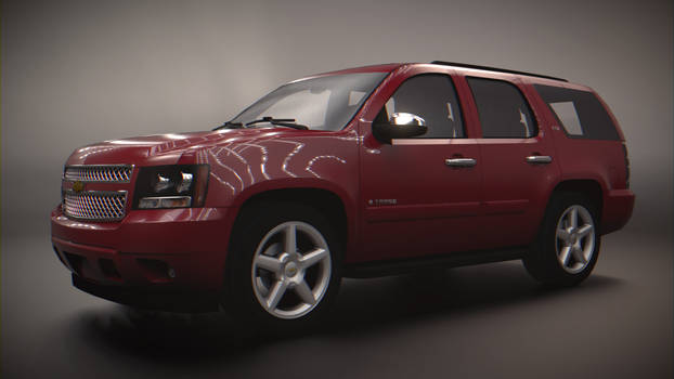 Chevrolet Tahoe LTZ '08