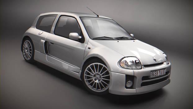 Renault Clio V6 Renault Sport '00
