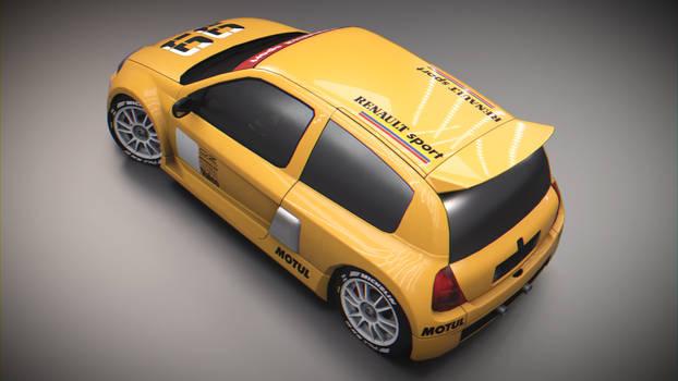Renault Clio V6 Renault Sport '00 (Race)
