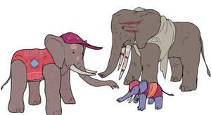 Elephant Uplifts