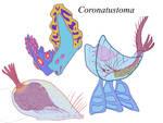 Coronatustomes