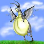 Pegasus waffs