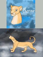 Reena by silver-dog