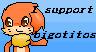 I Support Bigotitos stamp! by Bigotitos