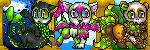 Reptilineons Pixel Icon by Bigotitos