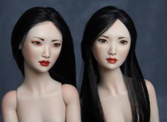 Sisters by JRDolls