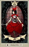 Tarot Card by GEISTROCK