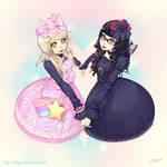 Valentine Lolita - Commission