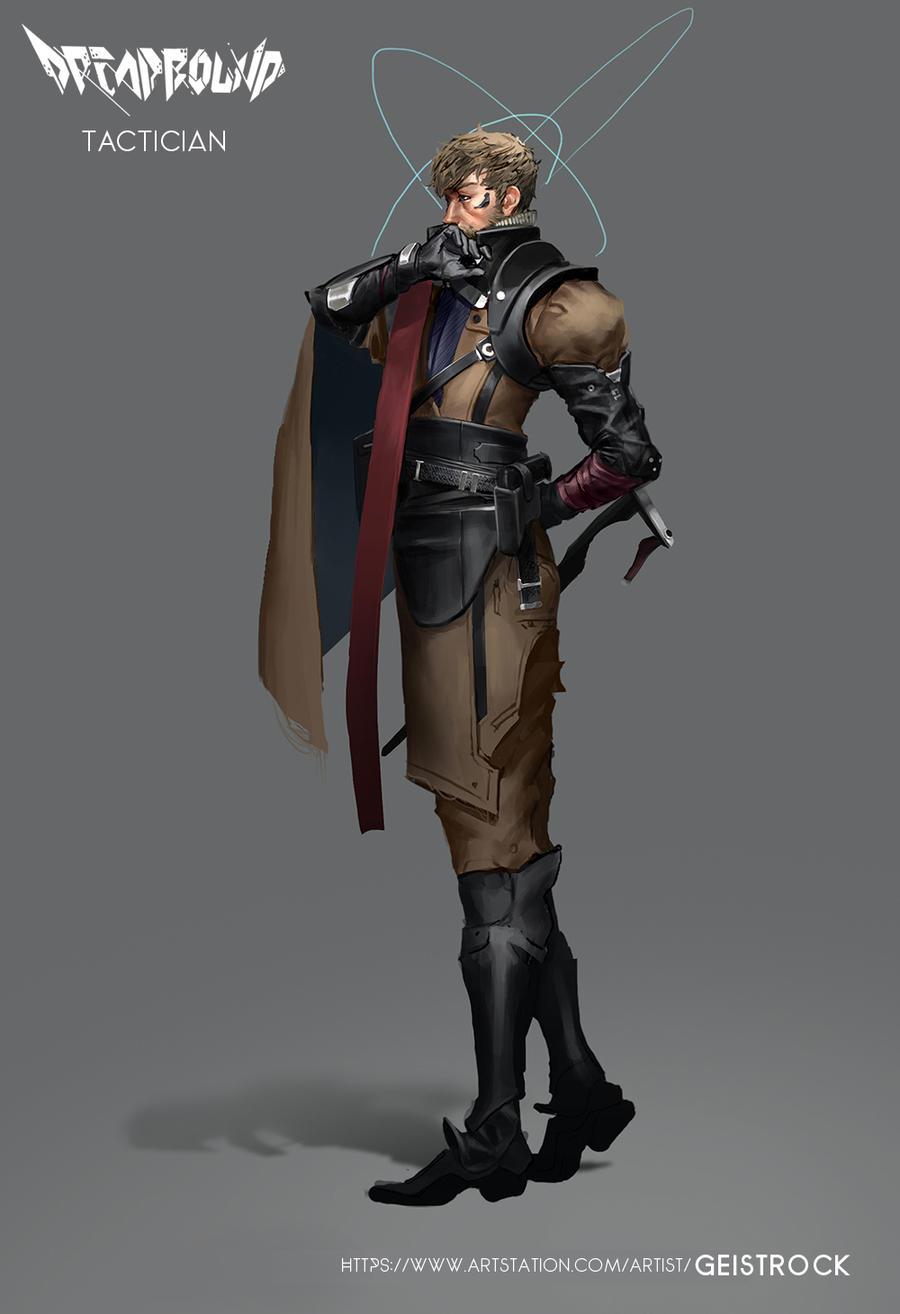 Tactician: Dreadbound