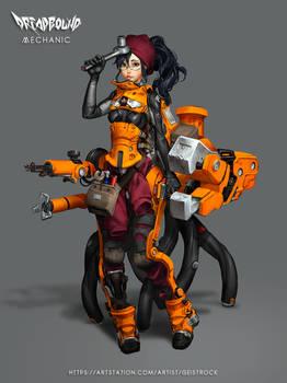 Mechanic: Dreadbound