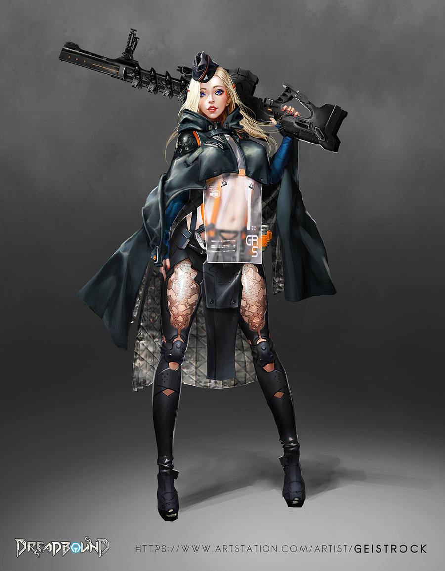 Sniper: Dreadbound