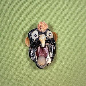 Shell Face by dkart71
