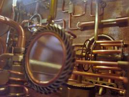 Steampunk Clock 1(6) by dkart71