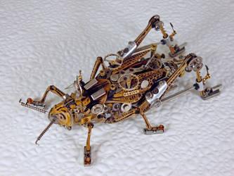Steampunk-Clockpunk Bugs 05 by dkart71