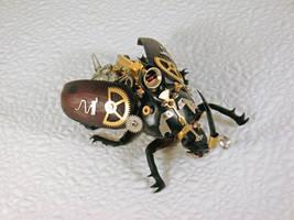 Steampunk-Clockpunk Bugs 24