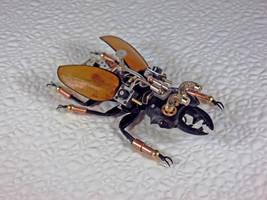 Steampunk-Clockpunk Bugs 25