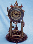 Steampunk Clock 2(2)