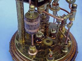 Steampunk Clock 2(6) by dkart71