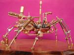 Steam Spider by dkart71