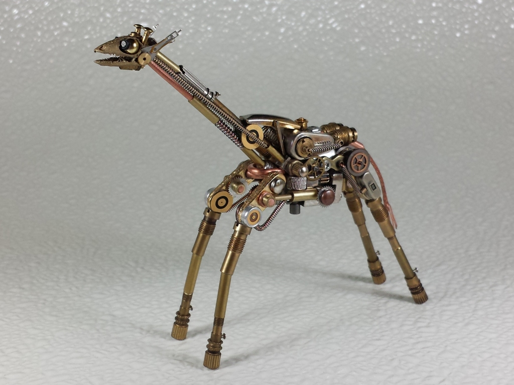 SteamGiraffe 1 by dkart71