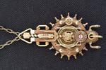 Steampunk Pendant 2.4 by dkart71