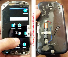 Galaxy S4 Mad Modding 1