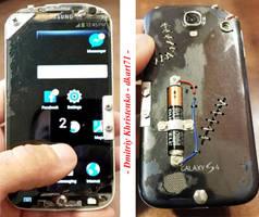 Galaxy S4 Mad Modding 1