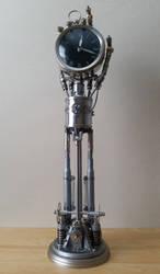 Steel Arm 2 by dkart71