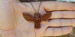 Amber Owl 2