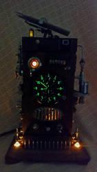 Dieselpunk Clock 2 4 by dkart71