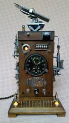 Dieselpunk Clock 2 2 by dkart71