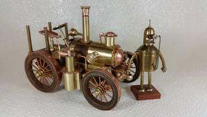 Steam Car 6
