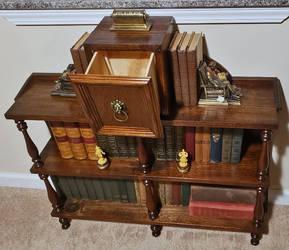 Bookshelf 3 by dkart71